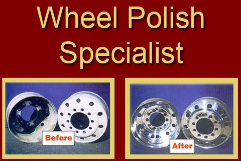 Wheel Polish Specialist