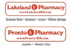 Lakeland Pharmacy and Pronto Pharmacy